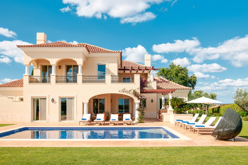 Monte Rei Golf & Country Club Villa