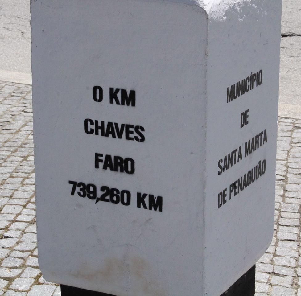 Kilometerstein EN2