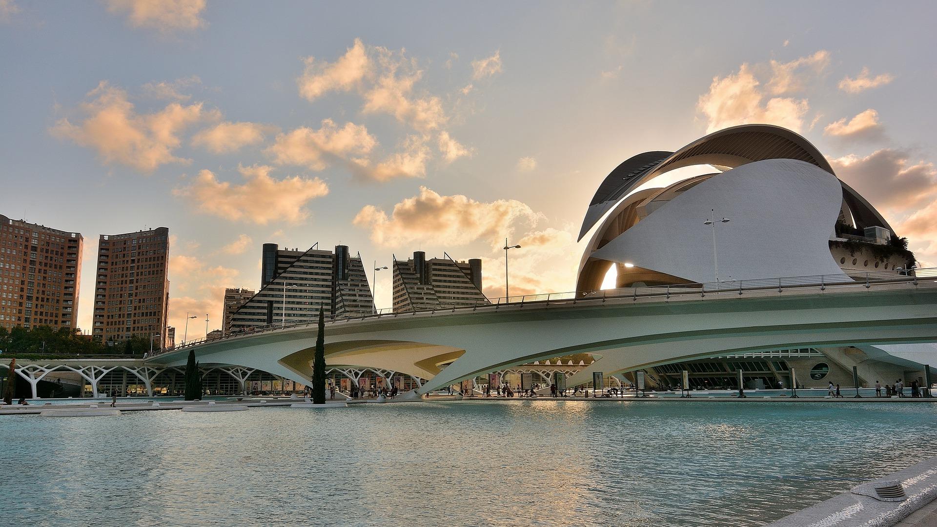 Ciutat de les Arts i les Ciénces