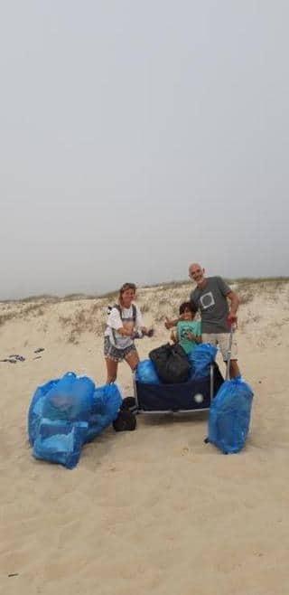 Beach Clean-Up Aveiro