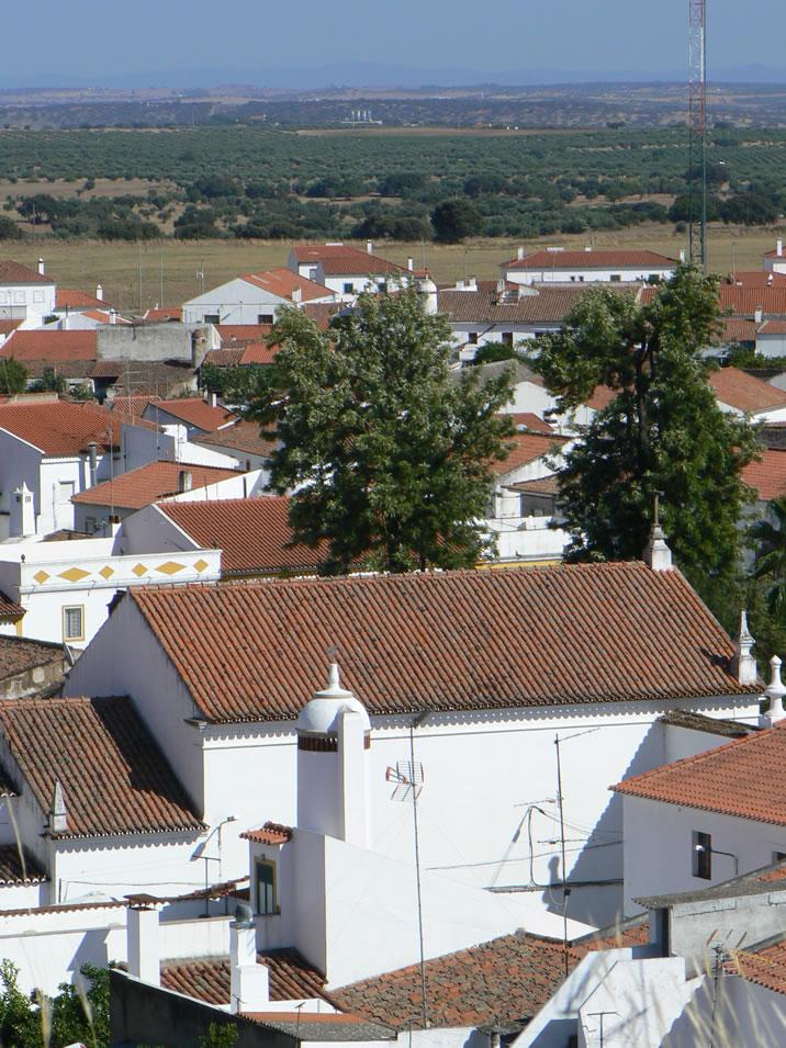 Häuser in Mourão