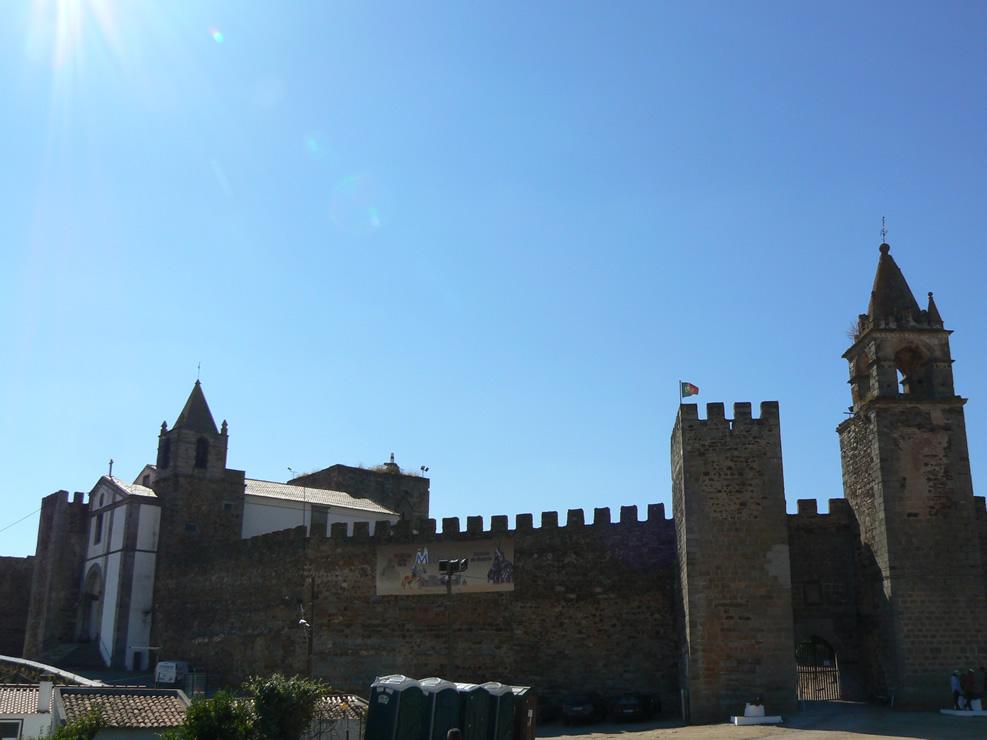 Burg von Mourão