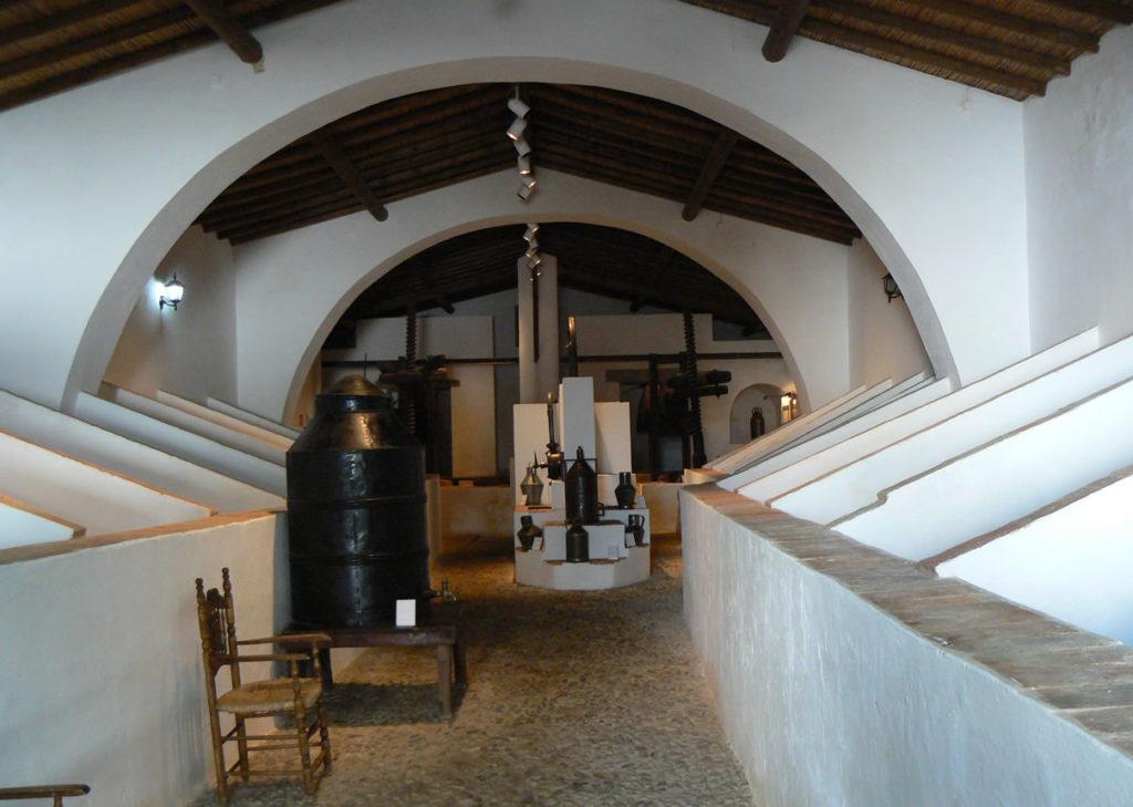 Olivenöl-Museum Moura