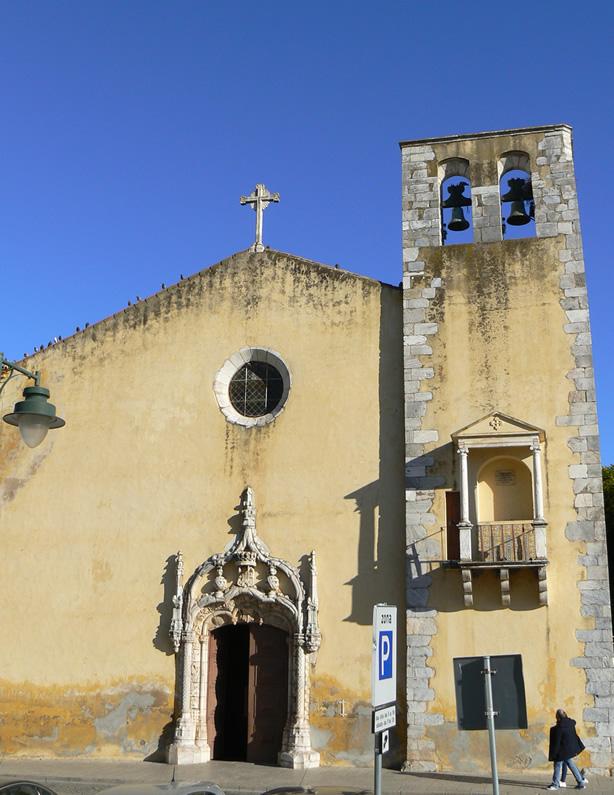 Pfarrkirche Moura