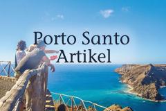Ausblick Porto Santo