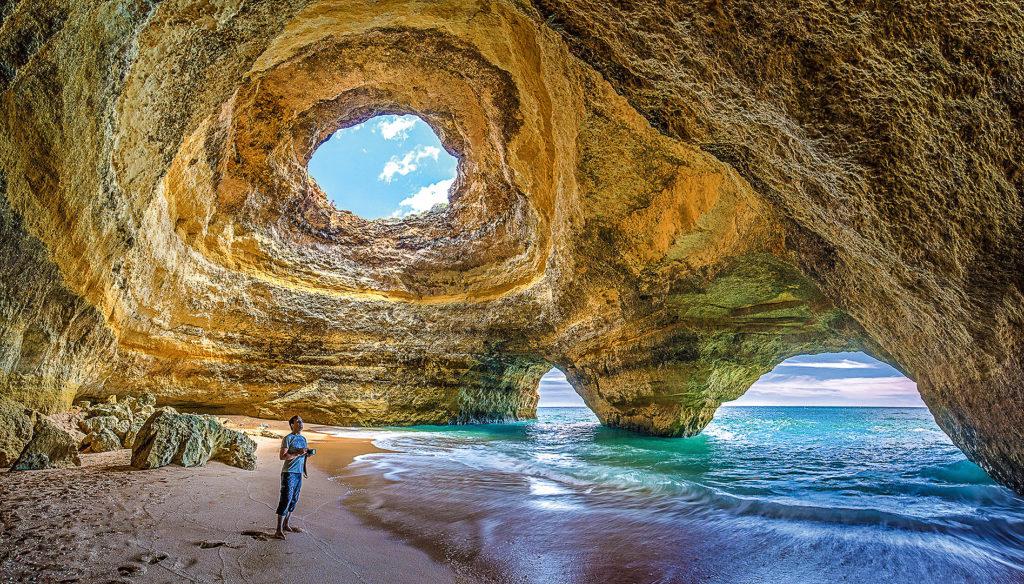 Benagil Grotte