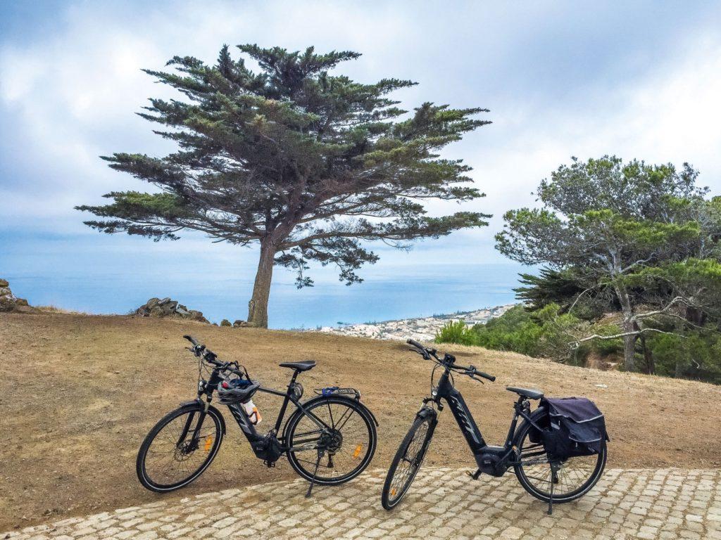 Radfahren auf Porto Santo