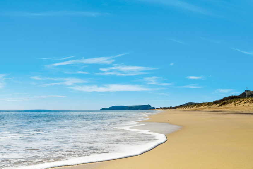 Strand auf Porto Santo