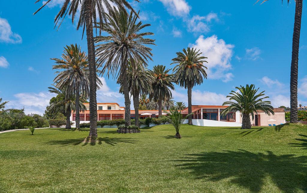 Garten und Porto Santo Hotel und Spa