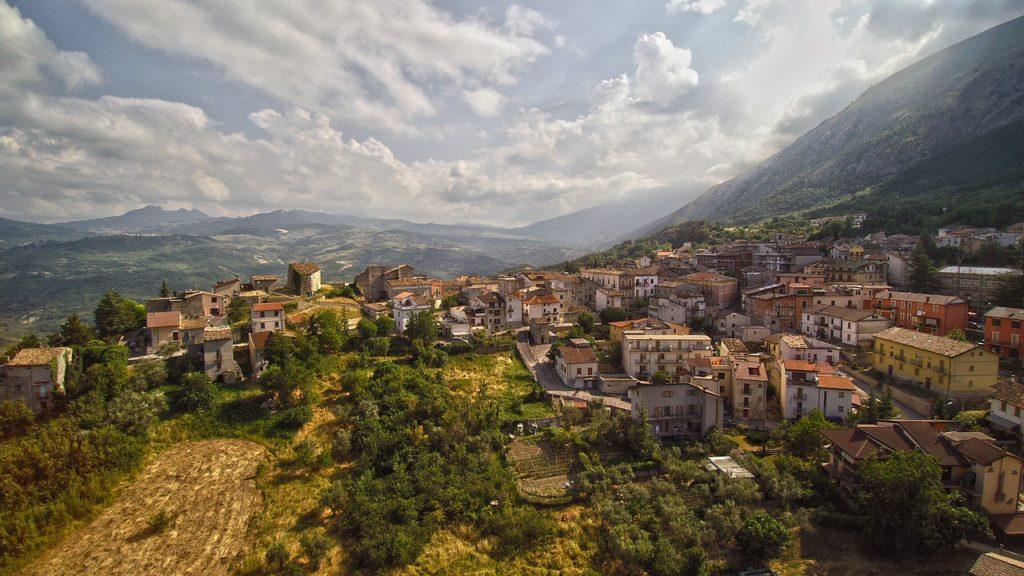 Abruzzen in Italien