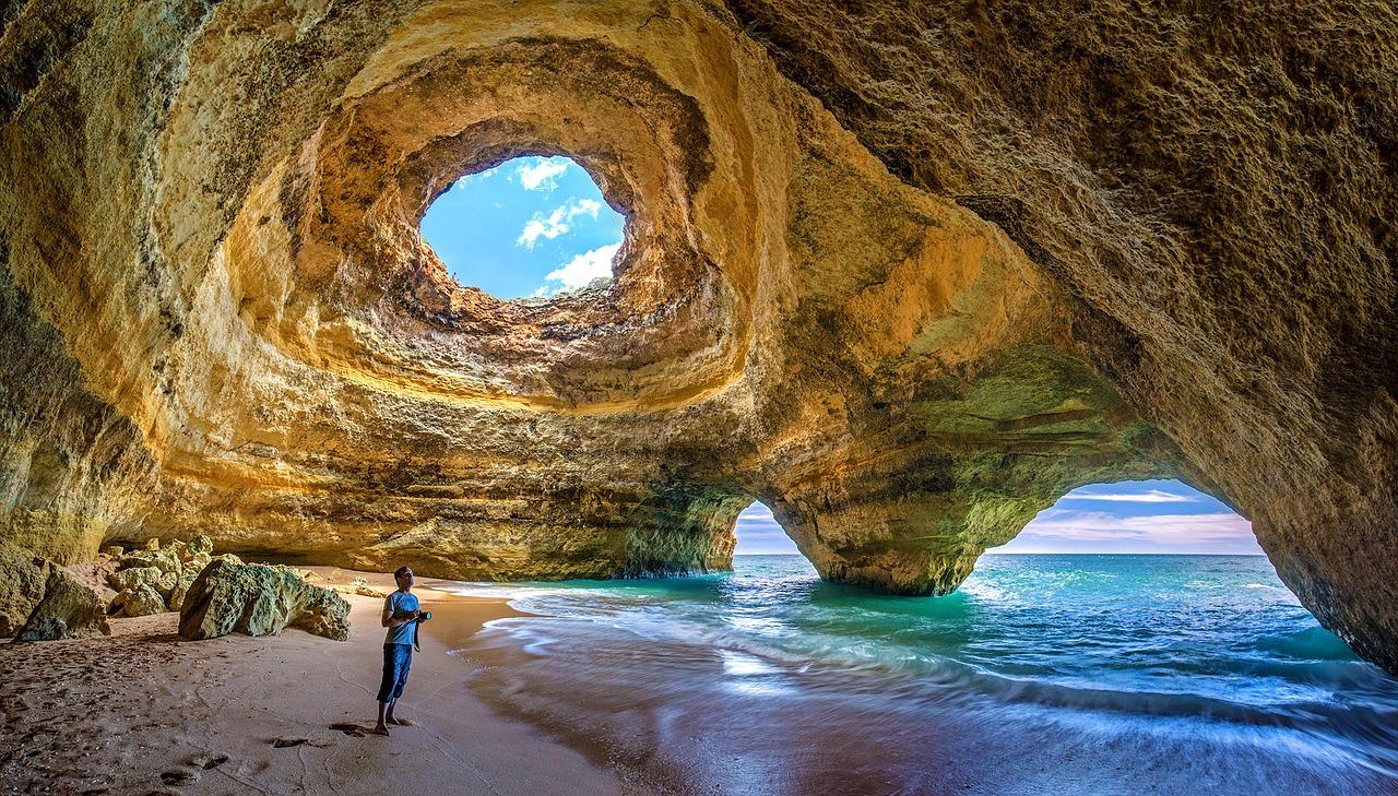 Benagilhöhle Algarve