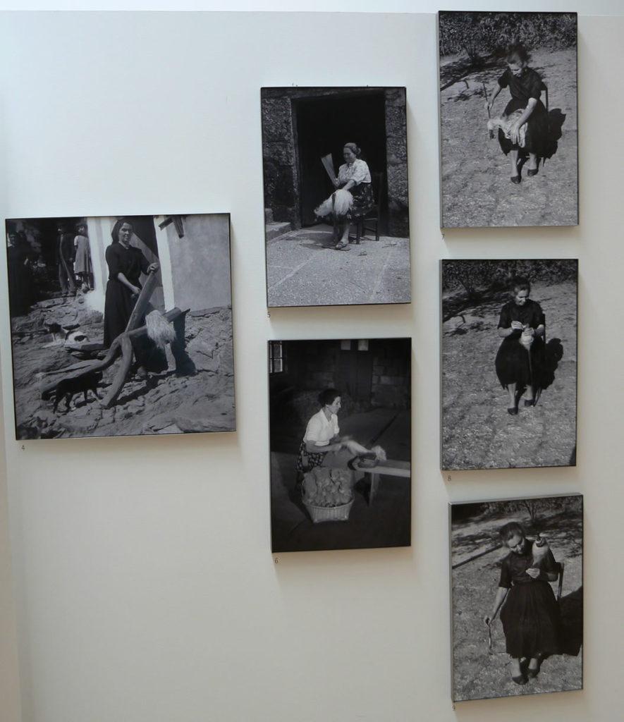 Bilder der Spinnerinnen Arraiolos