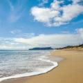 Strand auf Porto Santo Pe na Agua