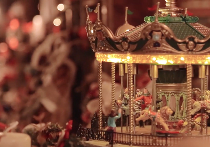 Detail Weihnachtswelt Govone