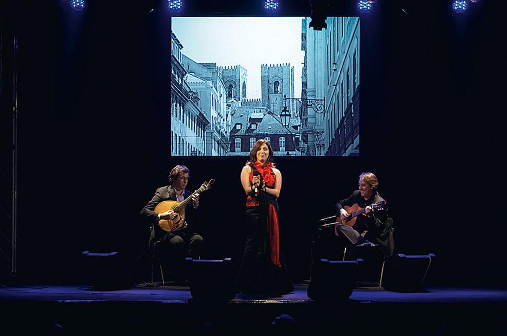 Fado Veranstaltung in Lissabon