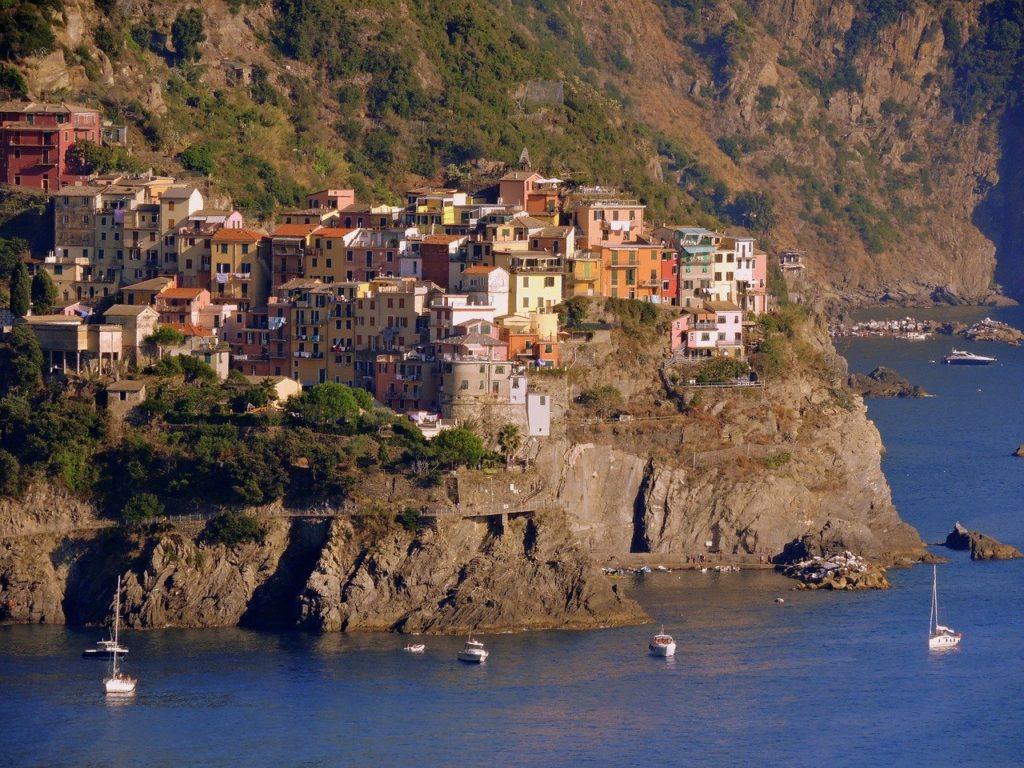 Häuser Cinque Terre