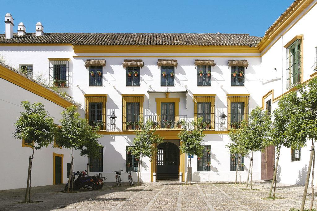 Hospes Las Casas del Rey de Baeza Außenansicht