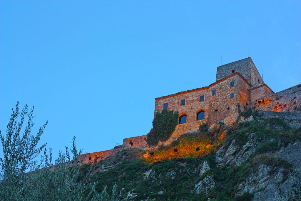 Burg in Verucchio