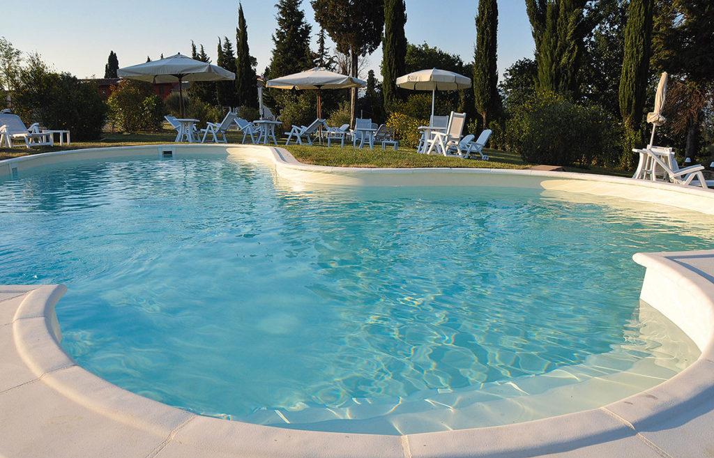 Pool Borgo San Giusto