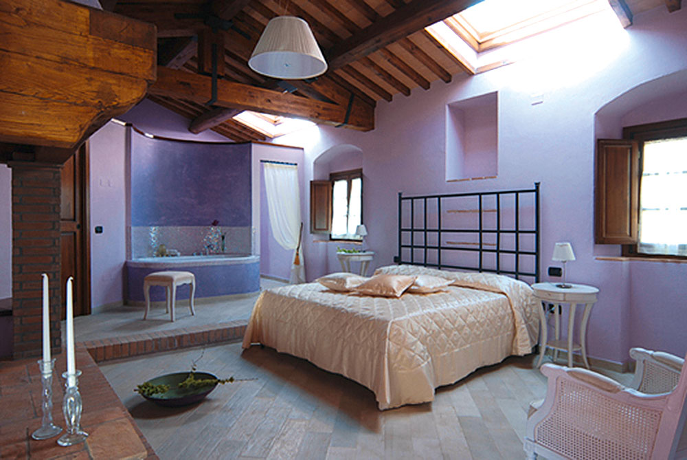 Zimmerbeispiel Borgo San Giusto
