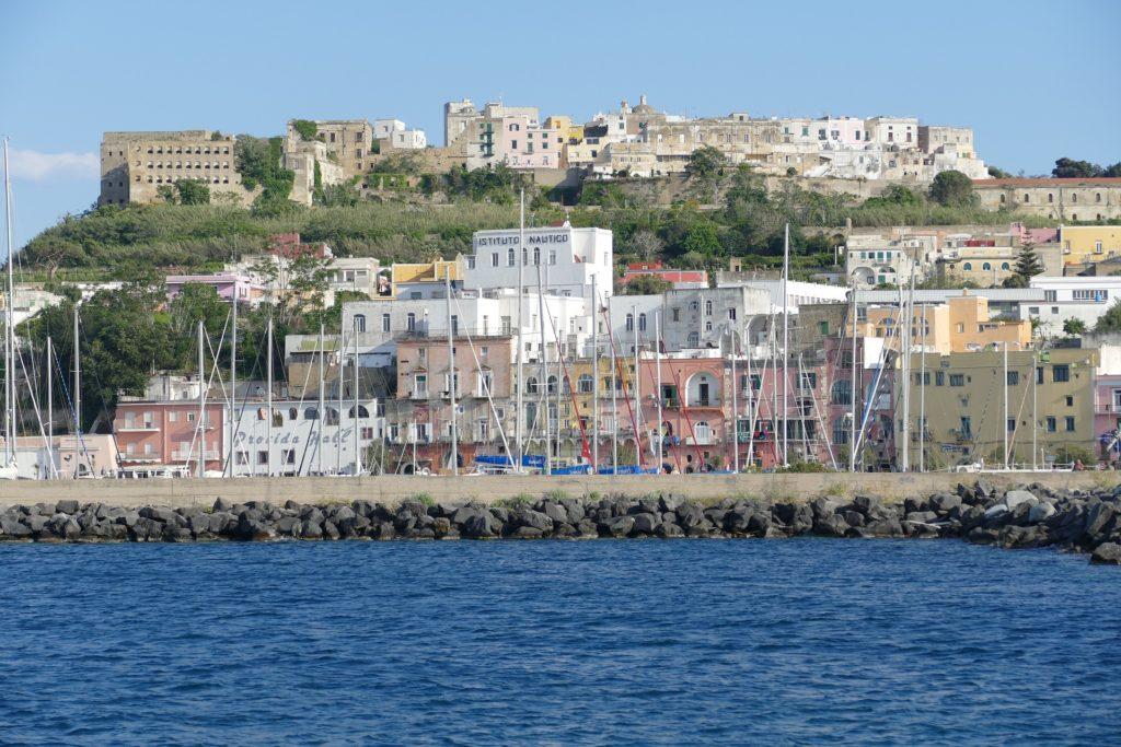 Ischia Hafen