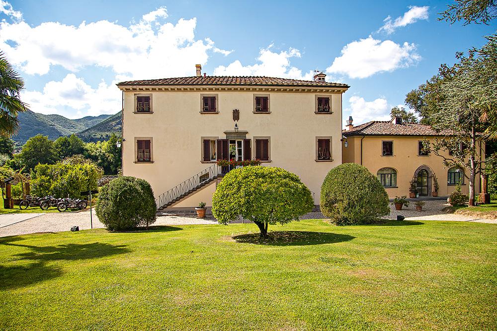 Albergo Villa Marta Toskana