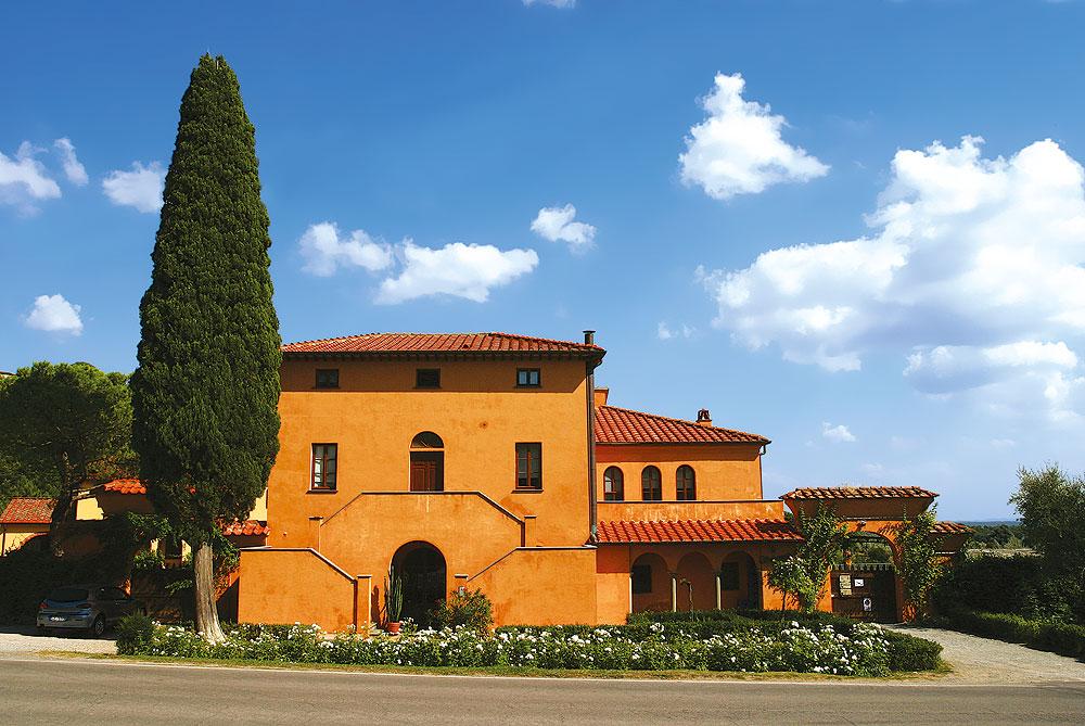 Borgo la Torre in der Toskana