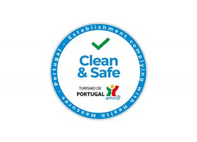 Siegel Clean & Safe Portugal