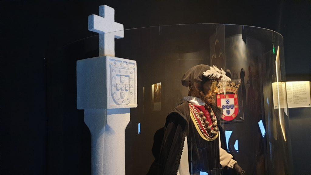 König Joao II und das portugiesische Padrao