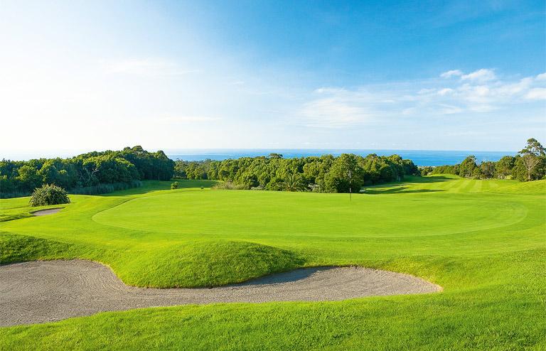 Azoren Golfplatz Batalha