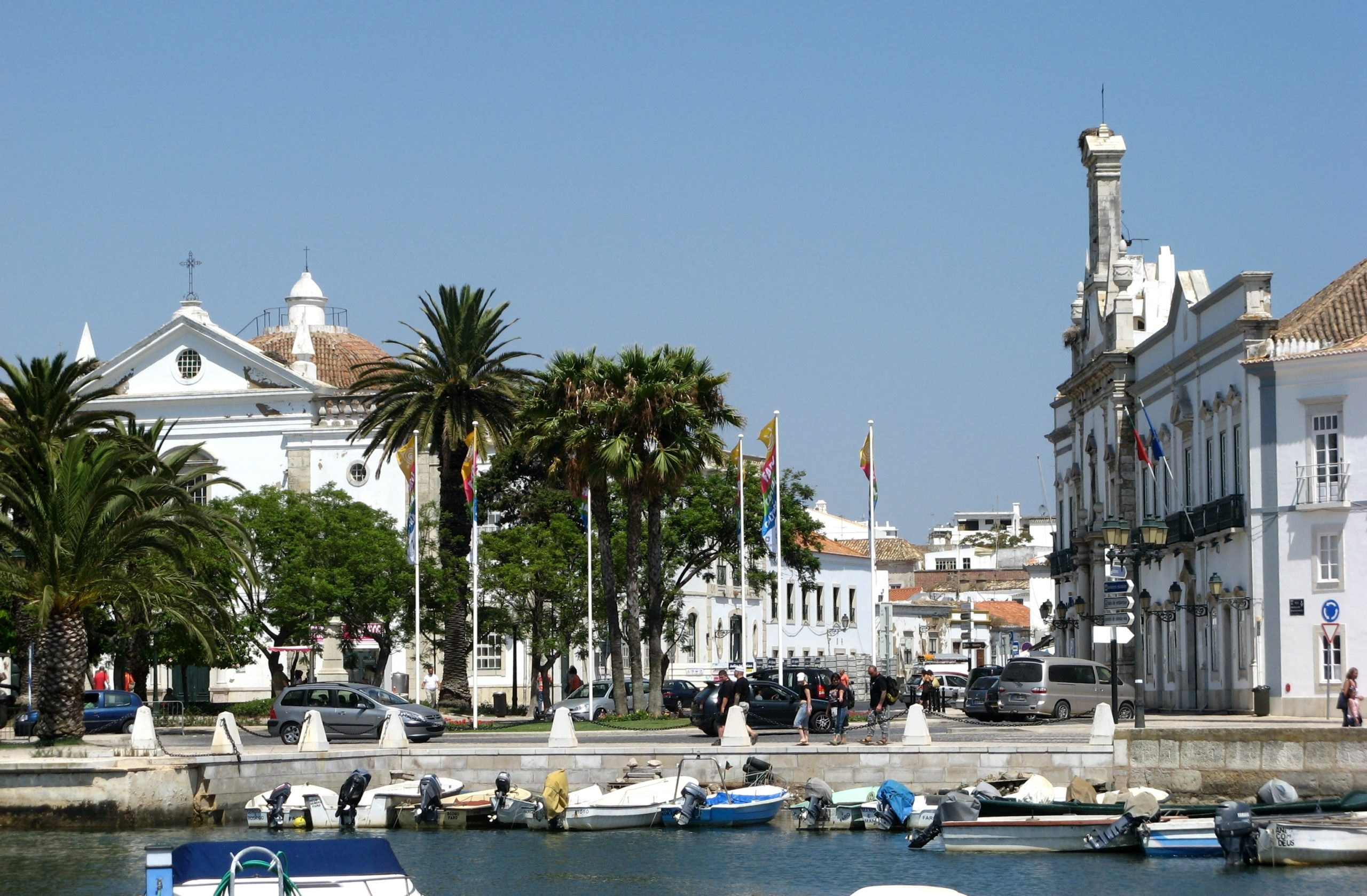 Algarve Faro Zentrum