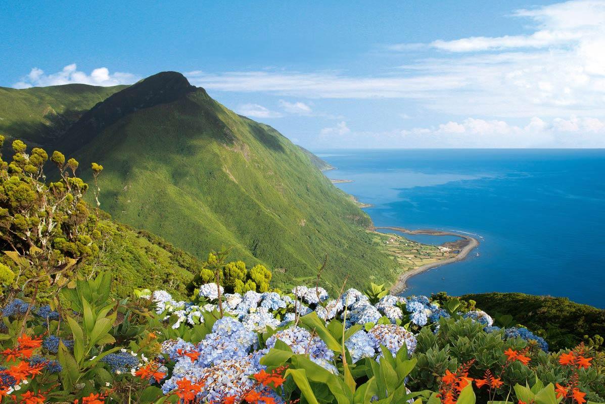 Naturparks Azoren
