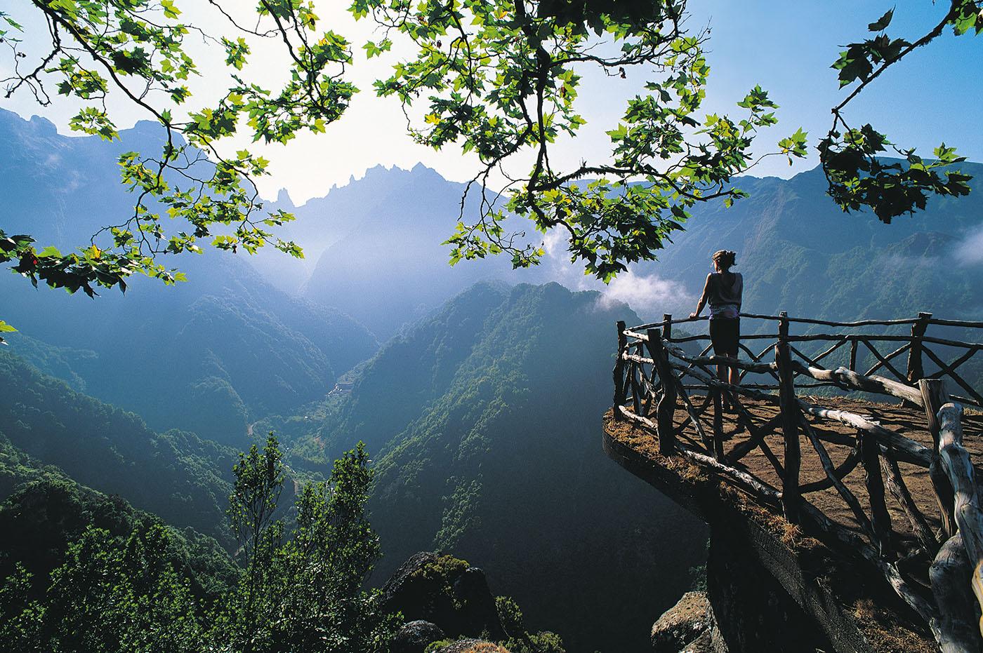 Madeira Ausblick