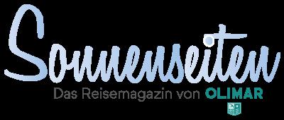Logo des Sonnenseiten-Blogs - Das Reisemagazin von OLIMAR Reisen