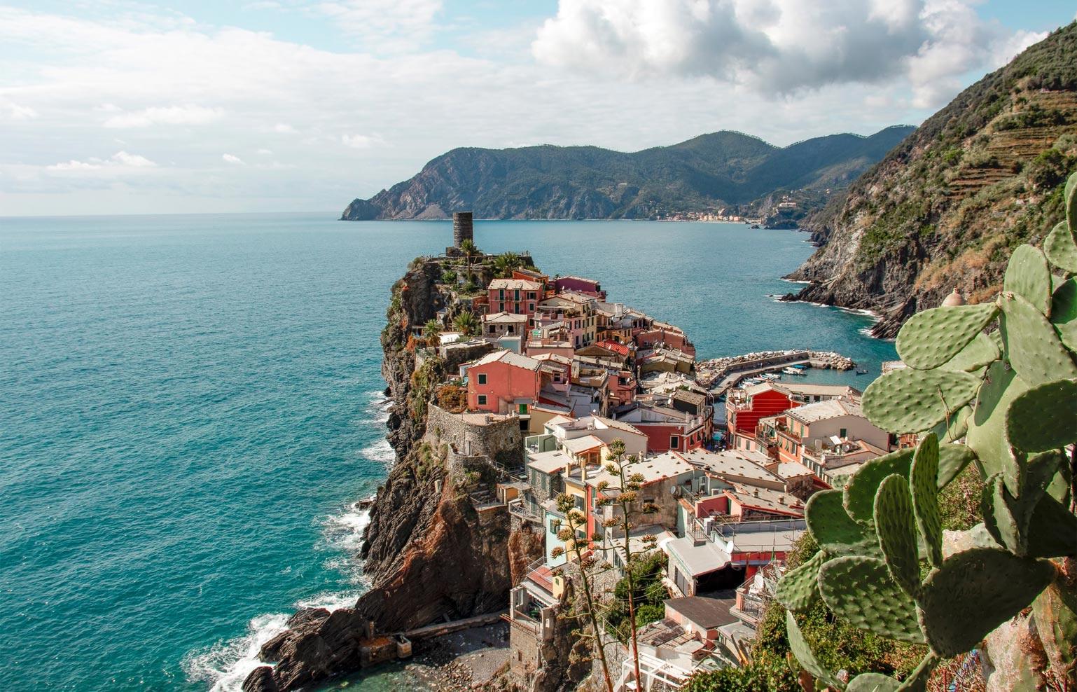 Italien Ligurien La Spezia