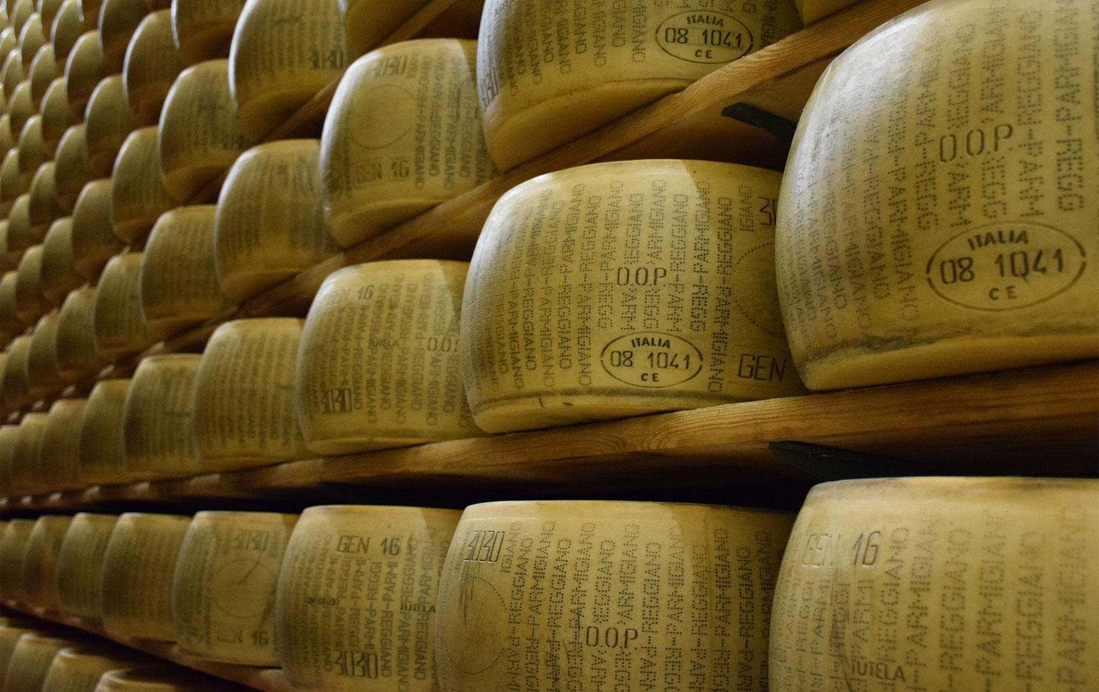 Emilia-Romagna Parmigiano-Reggiano